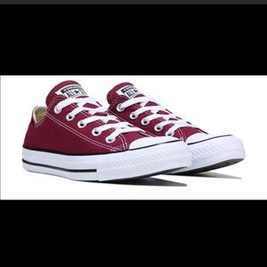 Chuck Taylor All Star low top Maroon Converse